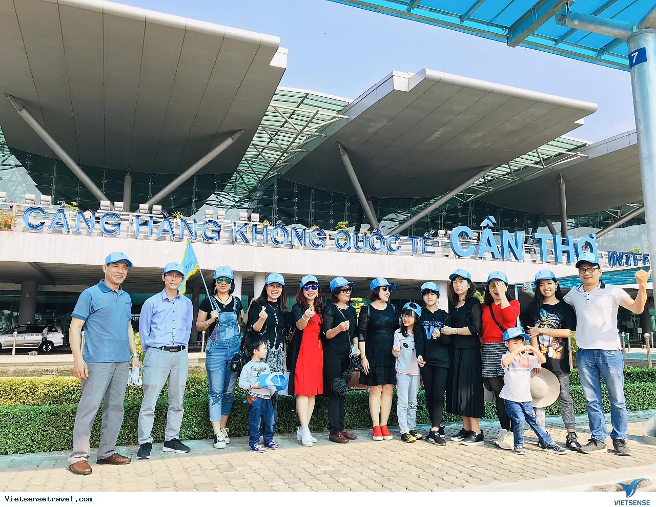 Tour du lịch Hà Nội - Miền Tây 4 ngày 3 đêm: Cần Thơ - Sóc Trăng - Bạc Liêu - Cà Mau - Châu Đốc - Ảnh 1