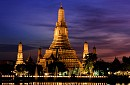 Bay Thai Airways: Hà Nội - Bangkok - Pattaya Tết 2017