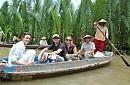 TP.HCM – Mỹ Tho – Bến Tre – Cù Lao Thới Sơn – Tát mương bắt cá – Cồn Phụng Đạo Dừa