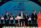 Giải thưởng Du lịch Việt Nam 2018, VietSense Travel được vinh danh