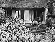 Di Tích Lưu Niệm Chủ tịch Hồ Chí Minh Tại Đền Hùng