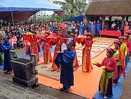 Huyền Tích Hùng Vương Nơi Tả Ngạn Đà Giang