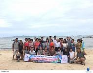 Khoa Y Học Cổ Truyền – Trường Đại Học Y Hà Nội Tour Thái Lan 14/08/2017