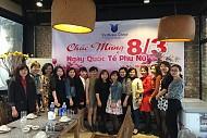 VietSense Travel tưng bừng liên hoan chào mừng Ngày Quốc tế Phụ nữ 8/3/2016