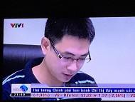 """VietsenseTravel """"đồng hành"""" cùng chuyên mục """"Tài Chính – Doanh nghiệp"""" VTV1"""