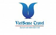 Ý Nghĩa Logo Và Tên Thương Hiệu VietSense Travel