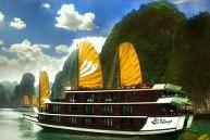 Du Lịch Hạ Long: Du Thuyền Bhaya 2 Ngày 1 Đêm