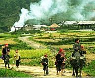 Du Lịch Tây Bắc: Hà Nội- Mai Châu- Mộc Châu 3 ngày 2 đêm