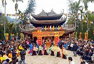Tour Du Lịch Chùa Hương 3 Ngày 2 Đêm: TP Hồ Chí Minh - Hà Nội - Chùa Hương - Ninh Bình - Bái Đính - Tràng An