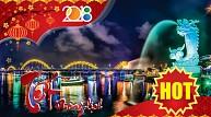 TP.Hồ Chí Minh - Đà Nẵng - Hội An - Huế 4 Ngày 3 Đêm Tết Dương Lịch 2018