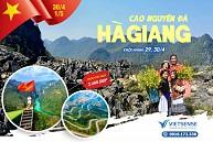 Hà Nội - Hà Giang 3 Ngày 2 Đêm Dịp Lễ 30/4