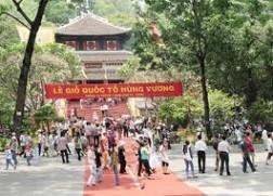 Du Lịch Đền Hùng - Xuân Sơn - Thanh Thủy (2 Ngày 1 Đêm)