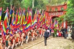 Du Lịch Lễ Hội:  Đền Hùng - Mẫu Âu Cơ – Lâm Thao – Việt Trì