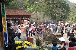 Việt Phủ Thành Chương – Đền Gióng