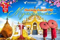 Du Lịch Myanmar 4N3Đ Khởi Hành Mùng 2 Tết Nguyên Đán