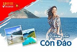 Tour Du Lịch Côn Đảo 2 Ngày 1 Đêm Dịp Lễ 2/9 - KH Từ Hồ Chí Minh