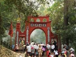 Đền Hùng - Suối khoáng nóng Thanh Thuỷ 2 ngày 1 đêm