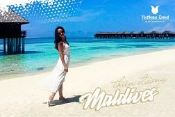 Tour Hà Nội/Hồ Chí Minh - Singapore - Maldives OLHUVELI RESORT 4* - SIÊU KHUYẾN MẠI
