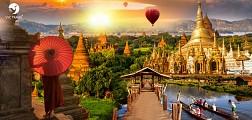 Tour Du Lịch Myanmar Dịp 30/4 & 1/5/2015 Khởi hành ngày 29/4/2015