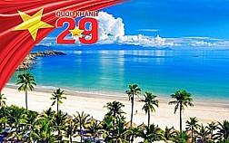 Tour Hồ Chí Minh - Nha Trang Dịp Lễ Quốc Khánh 2-9 Từ Hồ Chí Minh