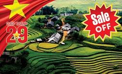 Tour Hà Nội - Sapa 3 Ngày 2 Đêm Dịp Lễ 2-9