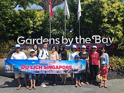 TOUR SINGAPORE - SENTOSA 4 Ngày - Bay Vietjet Air