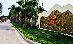 Tour Hà Nội - Vườn Vua - Nhạc Đường Bá Phổ Đảo Ngọc Xanh - 1 Ngày