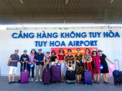 VPY40. Tour Du Lịch Phú Yên 4 Ngày 3 Đêm - Chiêm ngưỡng danh thắng nổi tiếng mảnh đất