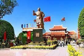 Quy Nhơn - Ghềnh Đá Đĩa - Tây Sơn Bình Định