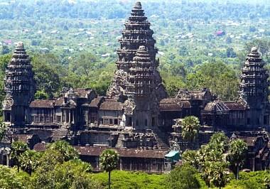Du lịch Campuchia:Hà Nội - Phnompenh - Siemreap
