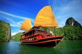Hà Nội - Du Thuyền Hạ Long 2 Ngày 1 Đêm