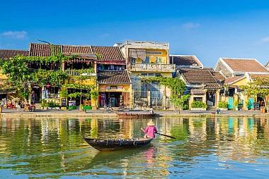 Hồ Chí Minh - Huế- Phong Nha- Bà Nà- Hội An 4 Ngày 3 Đêm