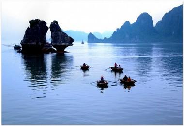 Du Thuyền Hạ Long - Đảo Cát Bà 3 Ngày 2 Đêm