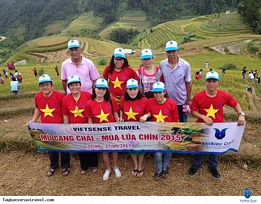 Tour Hà Nội - Nghĩa Lộ - Mù Cang Chải - Tú Lệ - 2 Ngày 1 Đêm