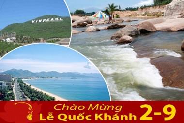 Tour Hà Nộ - Nha Trang 3 Ngày 2 Đêm khởi Hành Quốc Khánh 2-9