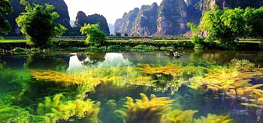 Tour Hà Nội - Ninh Bình - Hạ Long - Yên Tử Tết Âm Lịch 2019