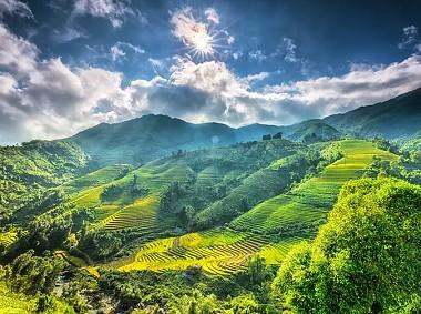 Tour Hà Nội- Mù Cang Chải- Sapa 4 ngày 3 Đêm