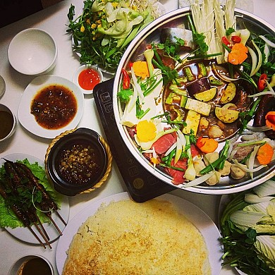 Ăn Tối Miền Nam, Những Món Ăn Tối Ngon Nhất Ở Miền Nam. Top 10 Những Món Ăn Nổi Tiếng Ở Miền Nam.
