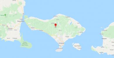 Bali ở đâu? Bali weather – Thời tiết Bali như thế nào?