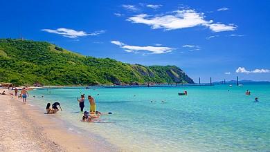Biển Thái Lan, Những bãi biển đẹp nhất Thái Lan