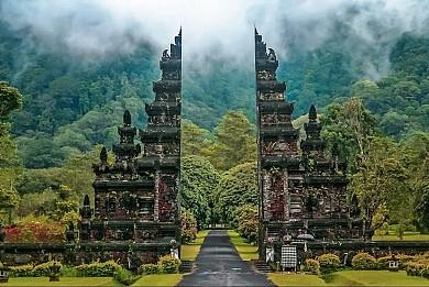 Cảnh đẹp Indonesia