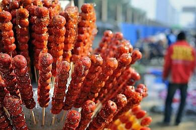 Giới thiệu món ăn vặt truyền thống