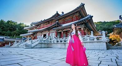 Gợi ý hành trình du lịch Hàn Quốc 4 ngày 3 đêm