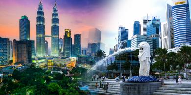 """Khám phá """"tất tần tật"""" du lịch Malaysia và Singapore trong vòng 6 ngày"""