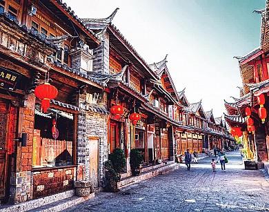 Kinh Nghiệm Du Lịch Trung Quốc Khám Phá Lệ Giang