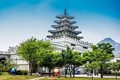 Tới Seoul Khám Phá Bảo Tàng Dân Gian Quốc Gia Hàn Quốc