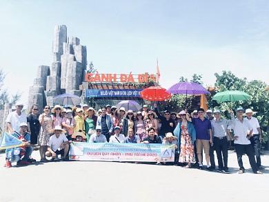 Hình Ảnh Tour Quy Nhơn - Phú Yên Đoàn Công Ty TM Và DV Vận Tải Hải Anh