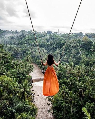Trải Nghiệm Bali Swing Khi Đến Với Du Lịch Bali