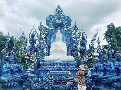 Sống Chậm Ở Chiang Mai - Review Chuyến Đi 4 Ngày chỉ 5.5Tr