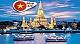 Tour Du Lịch Bangkok - Pattaya: Đảo Coral và Mini Siam (Vietnam Airlines)